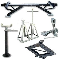 RV / Trailer Stabilizers & Supports