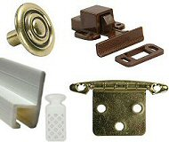 RV Drawer, Cabinet & Curtain Hardware