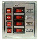 Marine Switches, Panels & Fuses