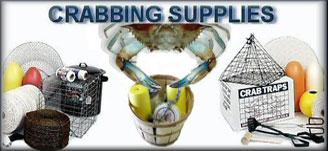 Crabbing Supplies
