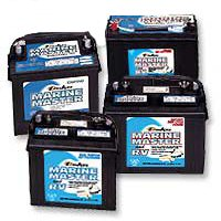 DEKA Marine & RV Batteries