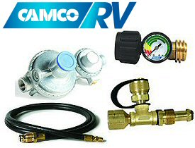 RV Propane Gas Accessories