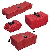 Marine Portable & Above Deck Fuel Tanks